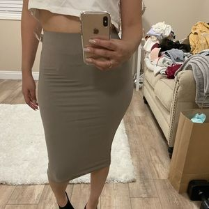 Skirts - Pencil skirt